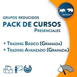 Pack Presencial Básico + Avanzado (Grupos Reducidos)