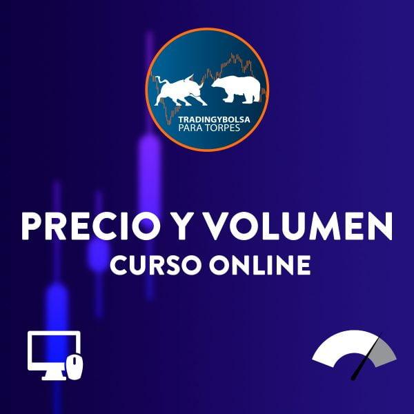 Curso Online de Precio y Volumen