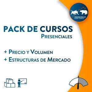 Pack Presencial Precio y Volumen + Estructuras